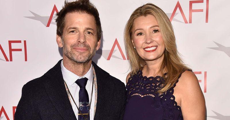 """Kas yra Zacko Snyderio žmona Deborah? Viskas, ką reikia žinoti apie """"Justice League"""" direktoriaus asmeninį gyvenimą"""