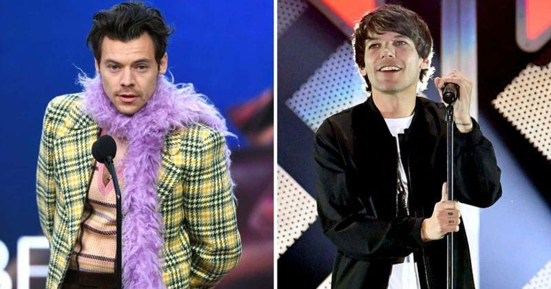 Os fãs de Louis Tomlinson correram para cantar suas canções na competição temática de Harry Styles: 'Não é engraçado'