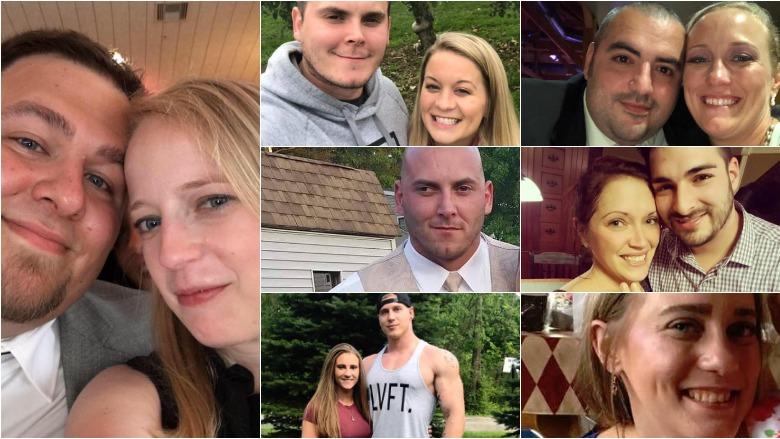 اینها قربانیان تصادف لیمو در Schoharie ، نیویورک هستند