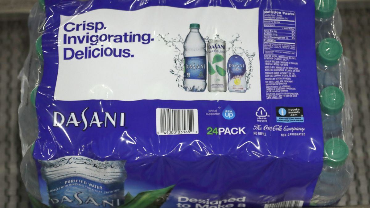 «Ոչ ոք չի ուզում Dasani ջուր». Տարածվում է կորոնավիրուսային հուշը