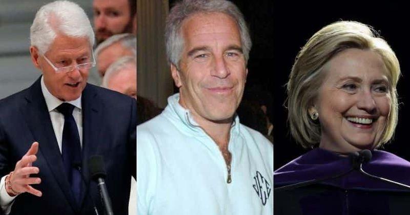 Epšteina nāve ir saistīta ar Bilu un Hilariju, jo atkal parādās vecā 'Klintones ķermeņa skaitīšanas' sazvērestības teorija