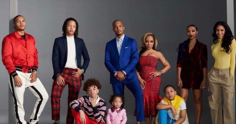 Hvem er TI og Tiny's børn? Her er hvordan 'Family Hustle' par opdragede 7 børn i deres 10 års ægteskab