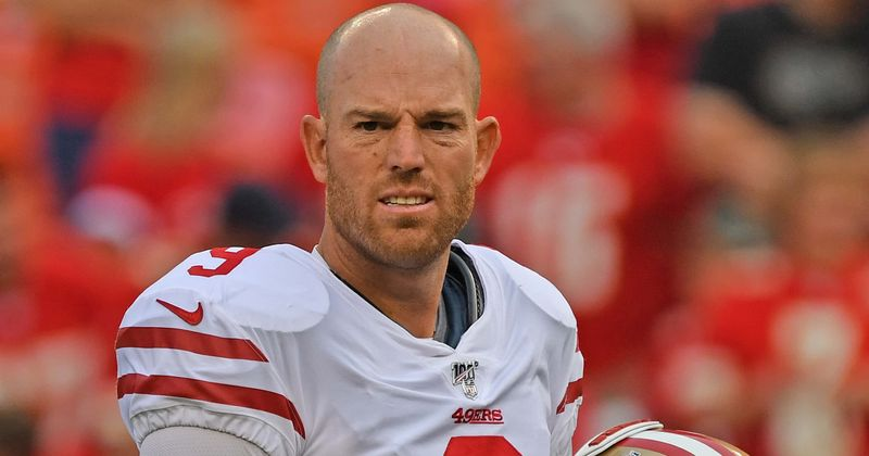 Qual é o patrimônio líquido do 49ers kicker Robbie Gould? Um olhar sobre a carreira e o casamento das estrelas da NFL enquanto a equipe decide seu futuro
