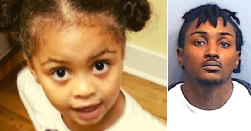 """Das 5-jährige Mädchen aus Georgia, das von einem Hausmeister auf Bewährung ermordet wurde, erlitt einen """"schrecklichen Tod"""" und war voller Blutergüsse"""