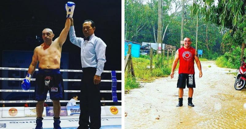 A lenda italiana do Muay Thai Christian Daghio, que foi nocauteado durante a luta pelo título, morre após uma semana em coma