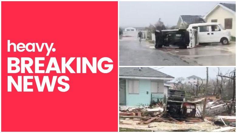 Danos do furacão Dorian nas Bahamas: vídeos mostram devastação