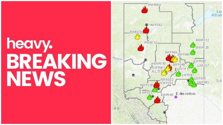 """Alberta užsidega šalia manęs: žemėlapiai, evakuacijos ir nuotraukos """"Chuckegg Creek Fire"""" ir dar daugiau [gegužės 31 d.]"""