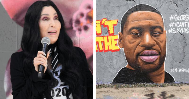 Cher criticou 'Complexo de salvador branco' em meio ao julgamento de Derek Chauvin: 'O assassinato de George Floyd não é sobre você'