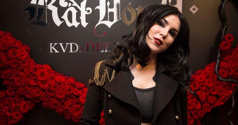 Kat Von D, estrela de 'LA Ink', anuncia mudança da Califórnia para Indiana citando 'exagero tirânico do governo'