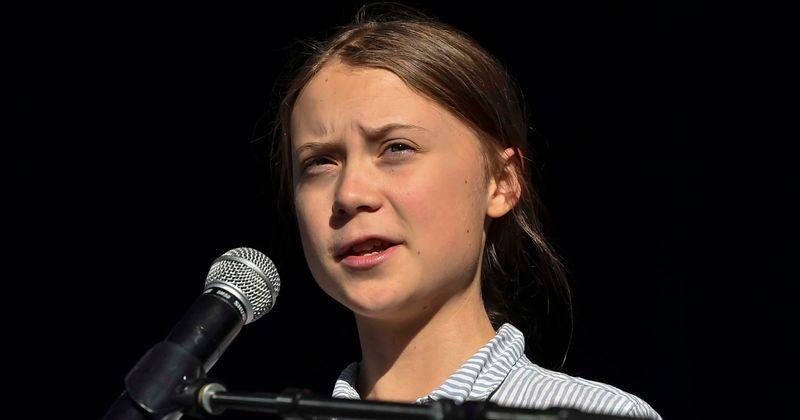"Greta Thunberg如果不遏制仇恨言论和阴谋论,将退出Facebook:""缺乏责任感非常令人不安"""