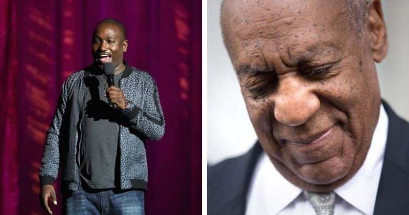 Hannibal Buressi otsus: kuidas koomiku stand-up-rutiin tõi kaasa Bill Cosby lõpuks languse