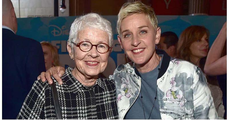 Kā Ellen DeGeneres un mammas Betijas attiecības gāja cauri ļaunprātīgai izmantošanai, noliegšanai un nožēlai