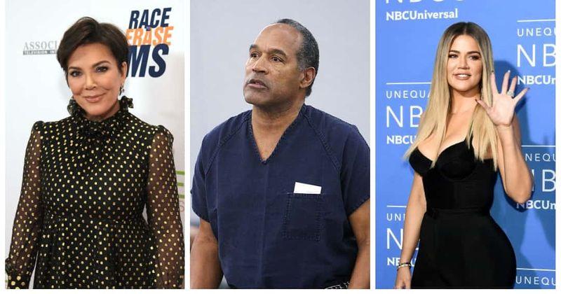 OJ Simpson refuta rumores de dormir com Kris Jenner e ser pai de Khloe Kardashian: 'Essas histórias são simplesmente falsas'