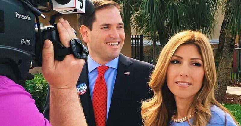 A esposa de Marco Rubio, Jeanette Dousdebes, era líder de torcida do Miami Dolphins? Um olhar sobre o amor 'romcom' do casal