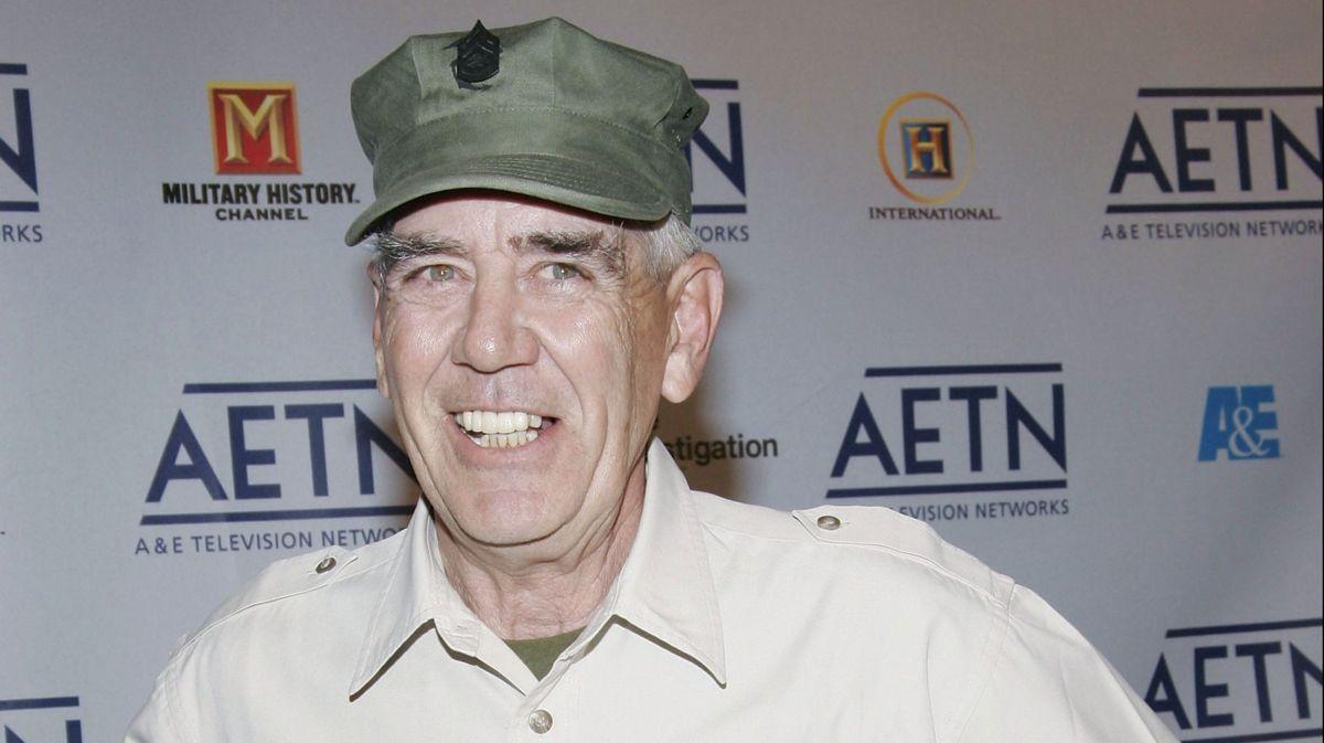 R. Lee Ermey Dead: 'Full Metal Jacket' 'Gunny' morre aos 74 anos