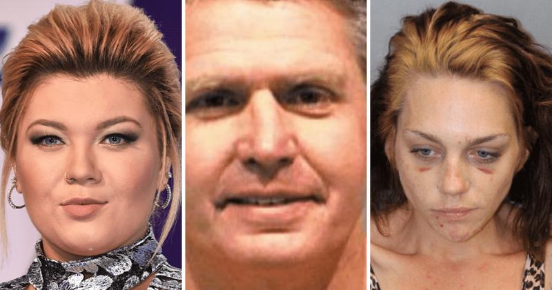 5 realitātes zvaigznes, kas nonāca cietumā: Amber Portwood uzbrukuma lieta Renee Alway narkotiku lietošanai, šeit ir viņu noziegumi
