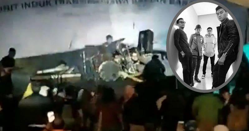 Indonezijski cunami: Džakartska skupina Seventeen se je med nastopanjem odnesla in dva člana skupine ostala mrtva