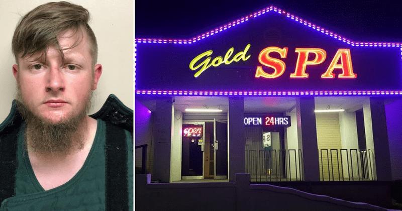 O que aconteceu no Gold Massage Spa? Aqui está o salão de massagens onde Robert Aaron atirou em três mulheres mortas