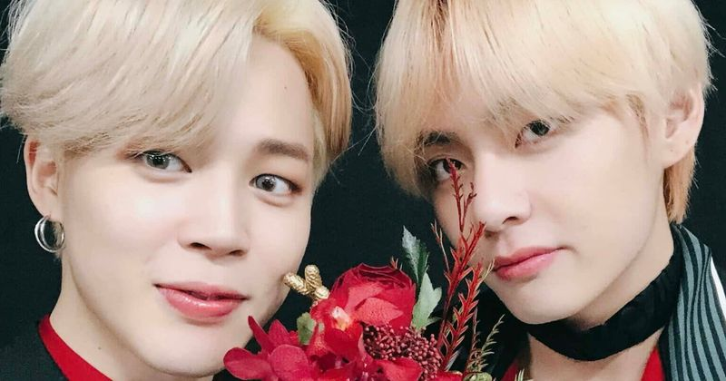 BTS V e Jimin se formam na universidade juntos, uma olhada nas fotos da escola de Vmin como ARMY os chama de 'almas gêmeas'