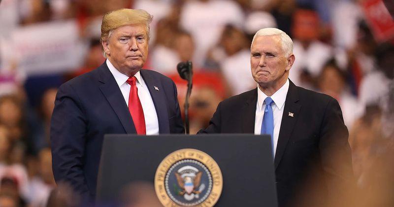 Kas Mike Pence on halvem kui Trump? Sellepärast on Internet mures POTUSe kriitilise tervise ja võimude üleandmise pärast
