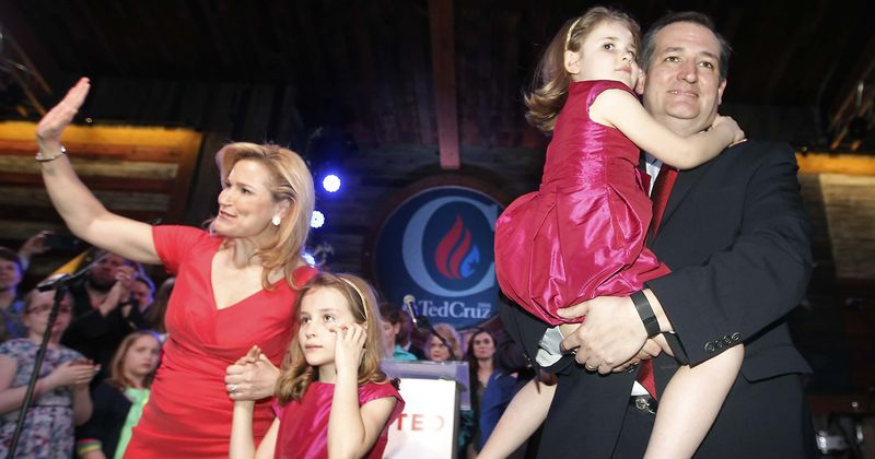 Quem são Caroline e Catherine Cruz? Ted Cruz é um pai protetor, apesar de culpar as filhas pela viagem de Cancún