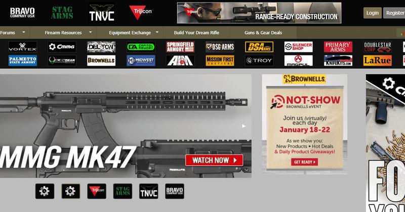 Quem é o dono do AR15.com? Site de armas 'expulso de GoDaddy' por supostamente promover e encorajar a violência