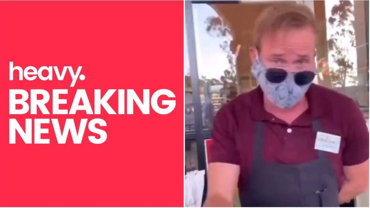 """ŽIŪRĖTI: Moteris atsisako dėvėti kaukę Gelsono kalifornijoje, """"Viral Video"""""""