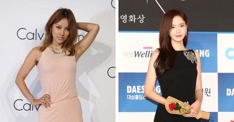 Lee Hyori e YoonA participaram de um show de karaokê, desculpando-se por violar as normas de distanciamento social