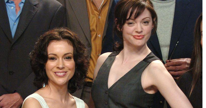 Rose McGowan e Alyssa Milano: como as co-estrelas de 'Charmed' passaram de irmãs guerreiras #MeToo a inimigas xingadoras