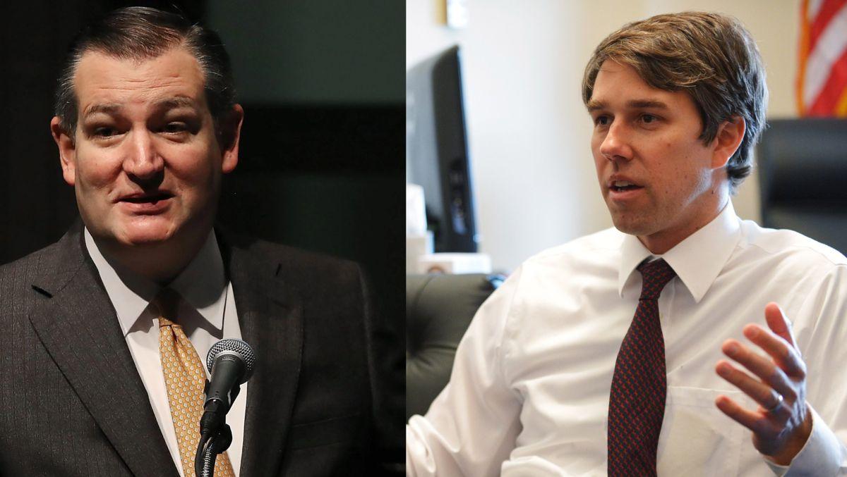 Enquetes Ted Cruz x Beto O'Rourke: quem está liderando?