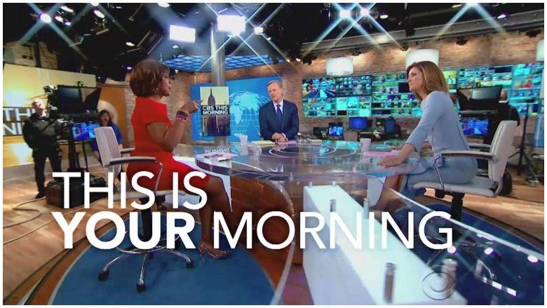 Kako gledati 'CBS This Morning' v živo na spletu