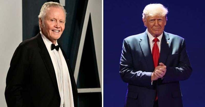 Jon Voight chama Joe Biden de 'desastre' na crise de fronteira, espera que Trump volte como presidente em 2024