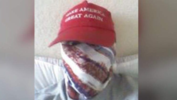 Instagram profil Nikolasa Cruza sadrži Trump MAGA šešir