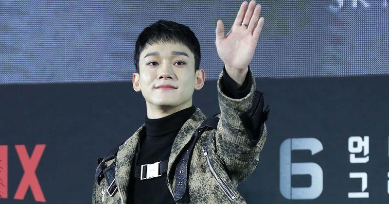 Chen e esposa do EXO dão as boas-vindas à menina 4 meses após o casamento privado e os fãs as regam com amor