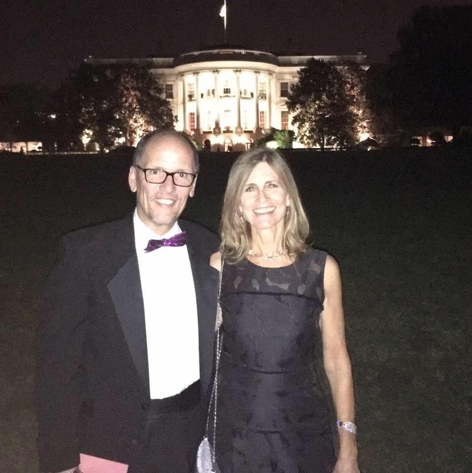 Анн Марие Стауденмаиер, супруга Тома Переза: 5 брзих чињеница које морате знати