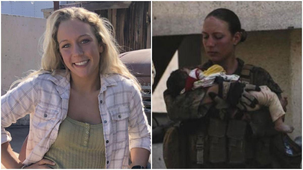 Nicole Gee: veltījums Kalifornijas jūras kājniekam, kurš nomira Afganistānā