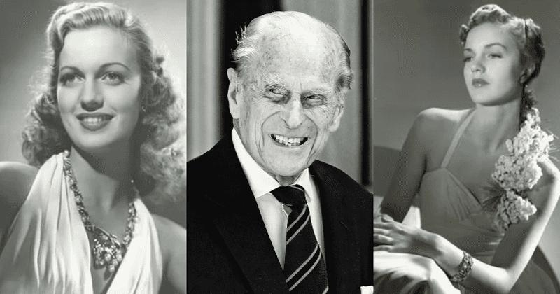 """Princo Philipo meilės istorija: Cobina Wright, žydraakė gražuolė, prieš karalienę Elžbietą """"labai norėjo vesti""""."""