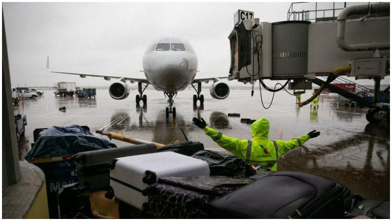 Одлагања аеродрома у Даллас Форт Вортх (ДФВ), Време [16. ЈУНА]